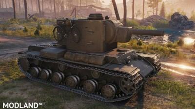 Classic's Beutepanzer KV-2 754(r) Remodel 2.7 [1.5.1.0]
